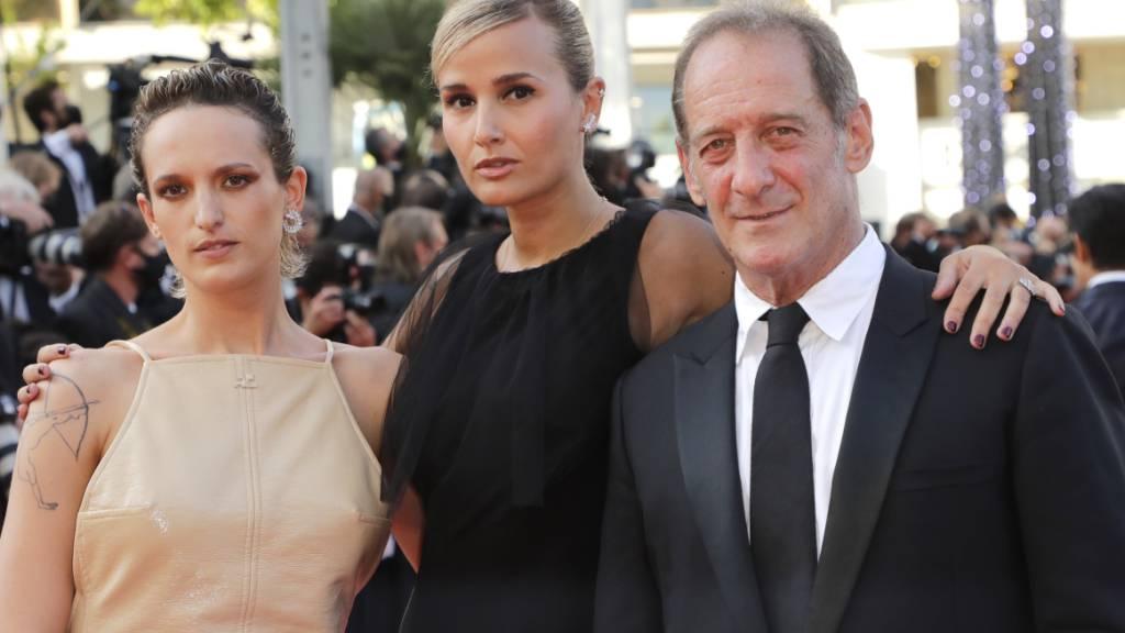 Filmfest Cannes: Goldene Palme für «Titane» der Französin Ducournau