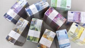 Jetzt gibts Zins, wenn der Aargau Schulden macht (Symbolbild)