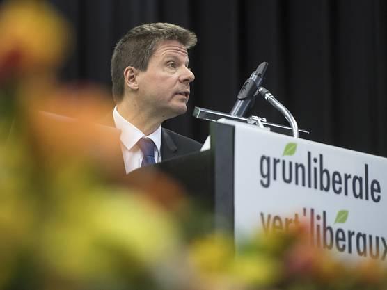 Der Zürcher Nationalrat präsidierte die Grünliberalen seit der Parteigründung 2007.
