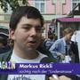 Markus Rickli vom «Mutter-Beimer-Fanclub Schweiz» konnte 1997 gar mit seinem Idol Znacht essen.