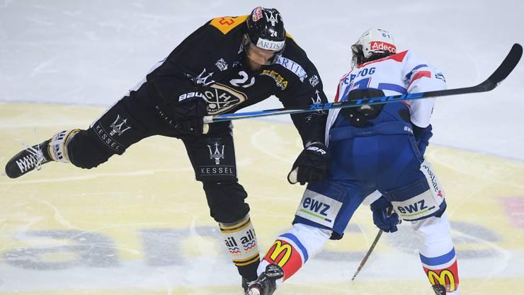 Der finnische Mittelstürmer des HC Lugano ist keine offensive Zaubermaus. Aber defensiv extrem aufmerksam und unheimlich zweikampfstark. Gemahnt in seiner Spielweise ein wenig an den langjährigen «Mr. Zuverlässig» des HC Davos, Josef Marha.