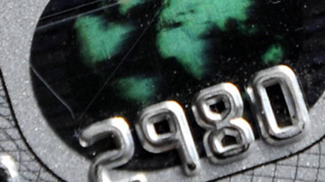 Daten von 500'000 Kreditkarten geklaut (Symbolbild)