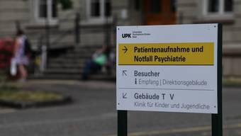 Bei den Universitären Psychiatrischen Kliniken (UPK) herrscht die stark problembehaftete Open-Door-Policy.