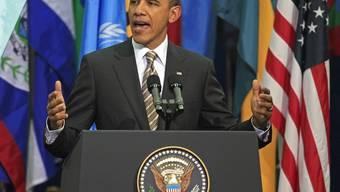 Obama spricht in Chile über die Partnerschaft der USA mit Lateinamerika