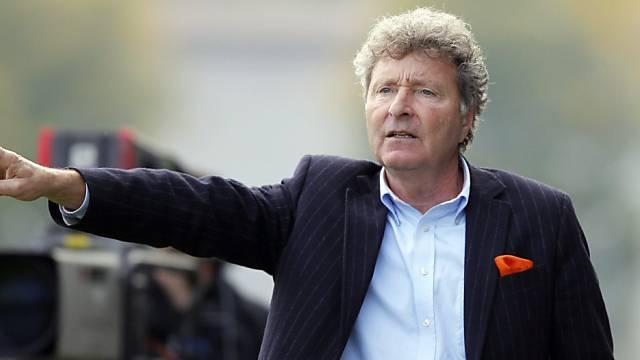 Jochen Dries ist nicht mehr Trainer des SC Kriens