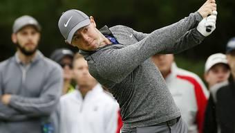 Rory McIlroy ist wieder gut im Schwung