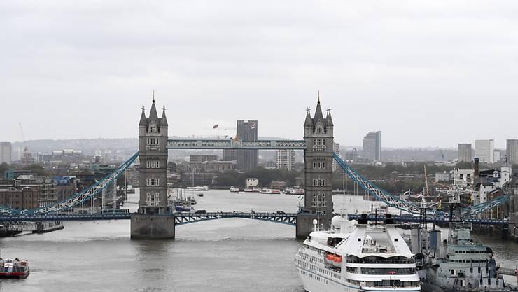 London gibt sich kämpferisch für den Brexit und trifft Vorbereitungen für neue Gespräche mit der EU. (Symbolbild)