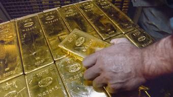 Bisher wurden global ca. 183600 Tonnen Gold ans Tageslicht gefördert. Das ergäbe einen Würfel mit 21 Metern Kantenlänge. (Archivbild)