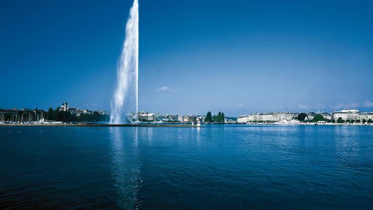 In Genf wurden überdurchschnittlich viele Corona-Fälle gezählt.
