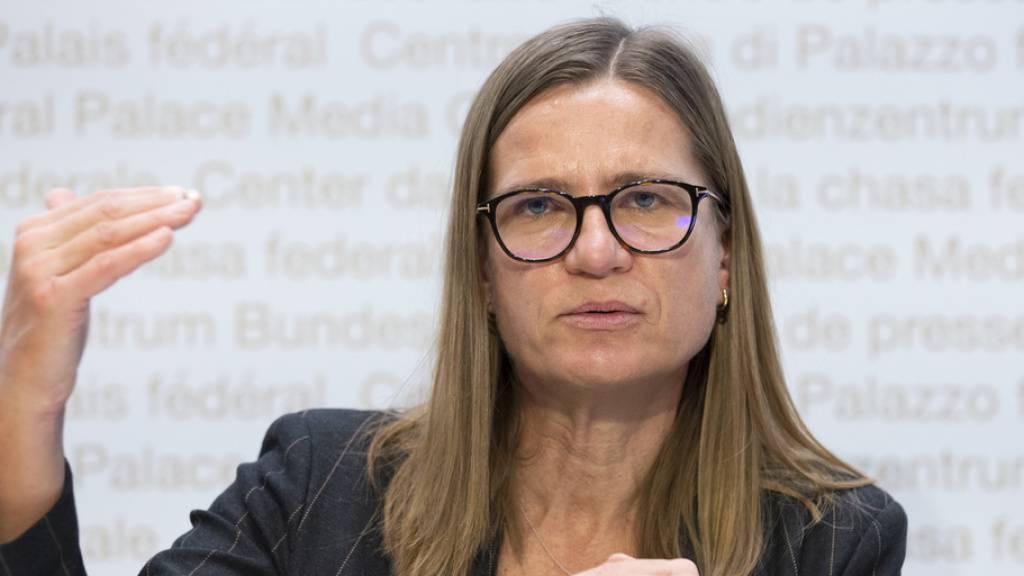 Mutiertes Virus in sieben Kantonen - BAG fürchtet neue Welle