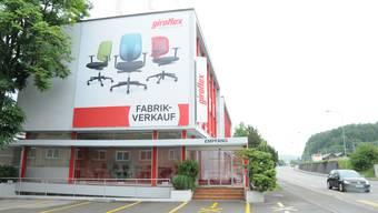 Der Giroflex-Hauptsitz in Koblenz.
