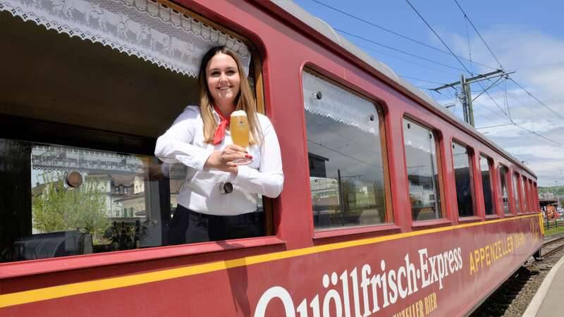 Quöllfrisch-Express