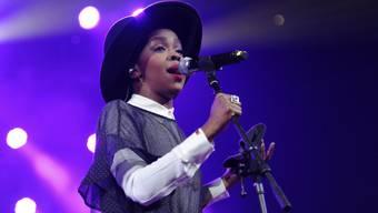 Die ehemalige Fugees-Sängerin Lauryn Hill ist mit 41 Jahren Grossmutter eines Buben geworden. (Archivbild)