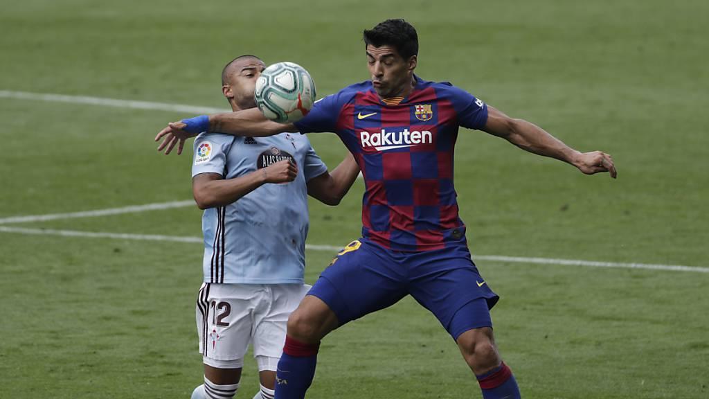 Barcelona gibt Punkte ab