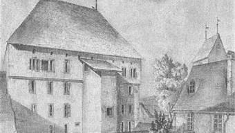 Der Effingerhof: Das erste Fabrikgebäude der Stadt