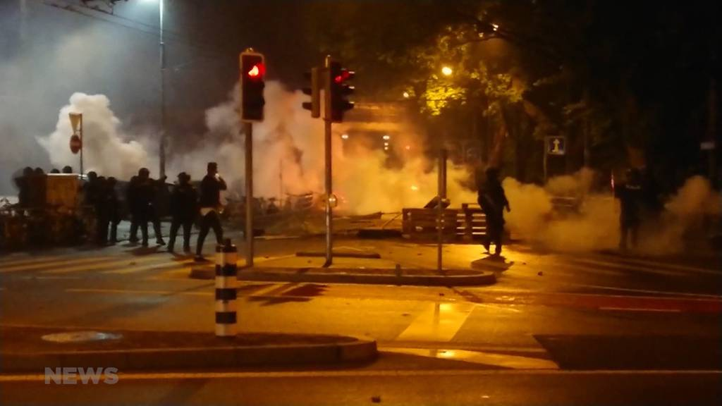Nach heftiger Krawallnacht: Wie weiter mit der Reitschule?