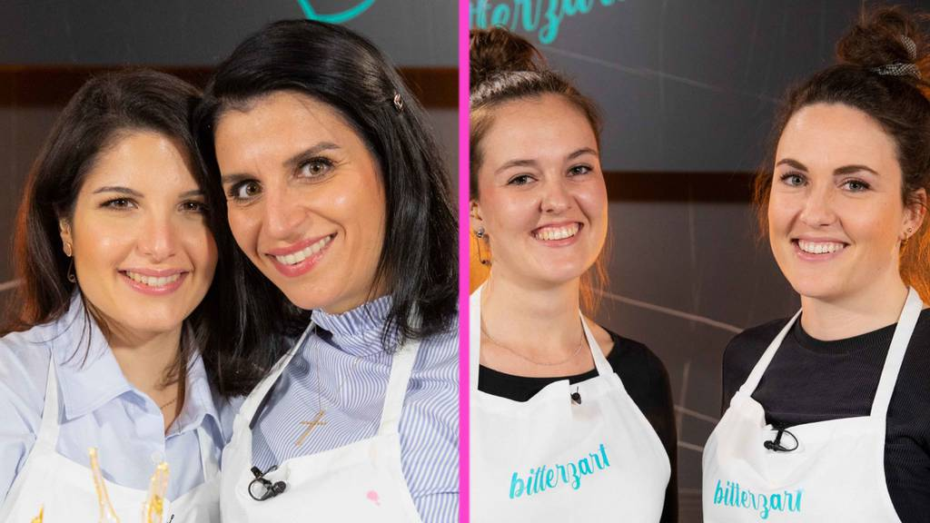 Miriam & Betul gegen Rubina & Leonie