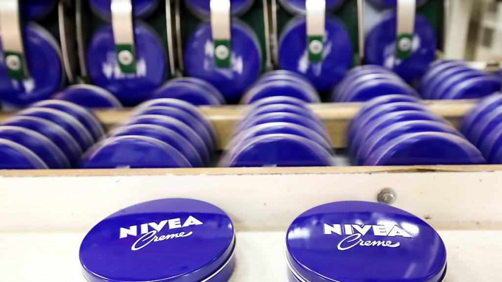 Nivea-Hersteller Beiersdorf mit weniger Betriebsgewinn