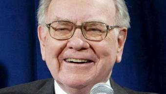 Multimilliardär Buffett (Archiv)