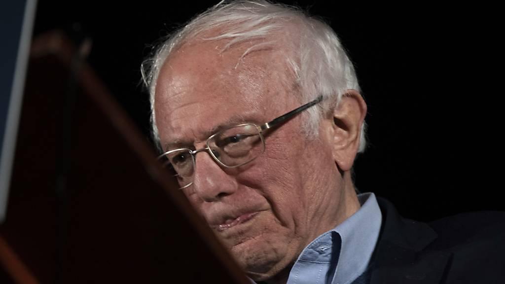 Sanders gewinnt laut Prognosen Vorwahl in Nevada klar