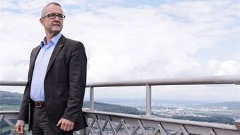 Die Standortförderung soll künftig direkt Volkswirtschaftsdirektor Thomas Weber unterstellt sein.