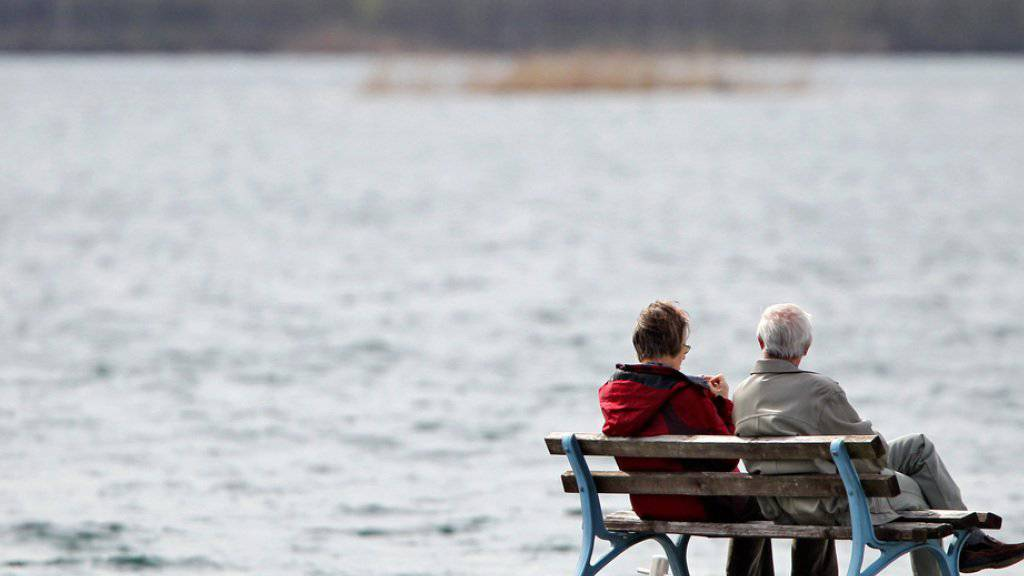 Wäre am 4. August über die Reform der Altersvorsorge abgestimmt worden, wäre die Vorlage knapp durchgekommen. (Symbolbild)