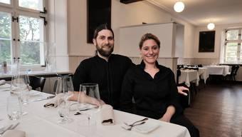 Philipp Wiegand und Julie Jaberg Wiegand. (Archivbild)