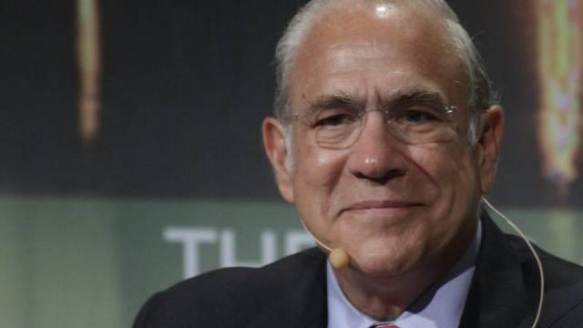 Kampf den Steueroasen: OECD-Vorsitzender Angel Gurria (Archiv)