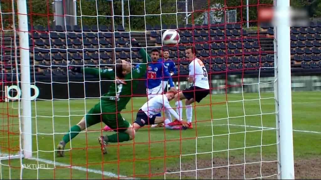 FC Aarau: Cupfinal-Traum geplatzt