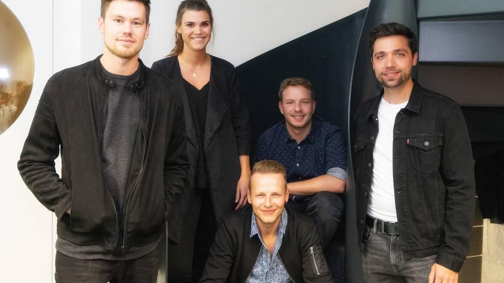 Newcomer aus Luzern: Frameless