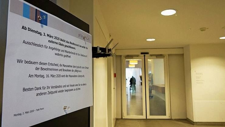 Klartext: Restaurant Benedikt bleibt bis 16. März geschlossen.