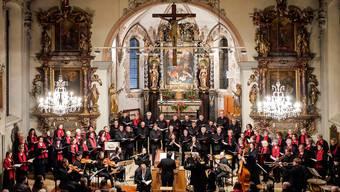 Der Therwiler Kirchenchor steht am Wochenende vor seinem wohl aussergewöhnlichsten Konzertauftritt.