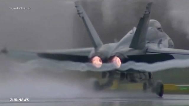 F/A-18 hatte uraltes Radar-System
