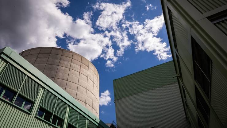 Geben zu reden: Die Rückbaukosten von Atomkraftwerken – zum Beispiel für das KKW Beznau 1 und 2.Chris Iseli