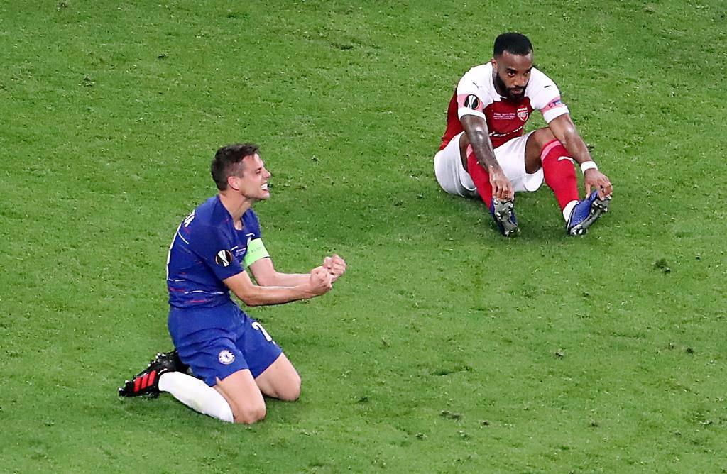 Finale der Europa League 2019 (© EPA)