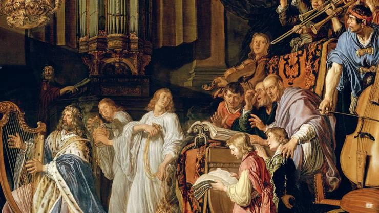 Im Rahmen der zweiten «Festtage Alter Musik Basel» wurde extra ein Auftritt zu Ehren der Herzogin von Mantova, Isabella d'Este, konzipiert. (Symbolbild)