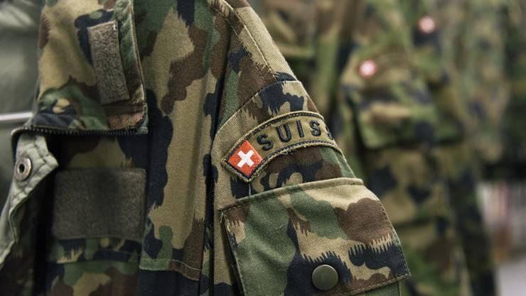 Längst nicht alle Textilien der Schweizer Armee sind «Made in Switzerland».