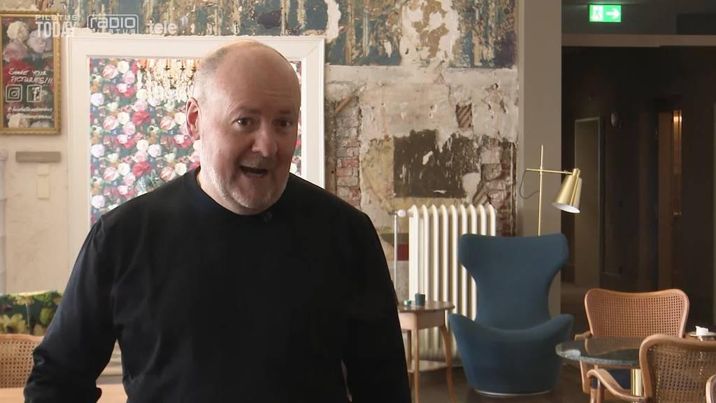 Hoteldirektor in Engelberg freut sich auf baldigen Neustart