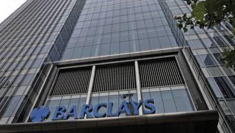 Barclays-Hauptsitz in London (Archiv)