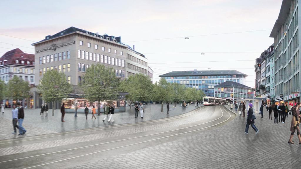 «Marktplatz light»