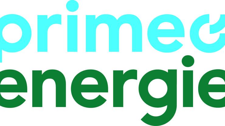Das Logo von Primeo Energie, wie es die bz vorgestellt hat.