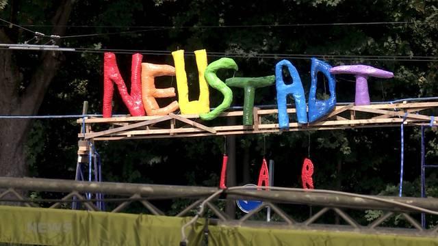 Neustadt-lab 2018: Die Schützenmatte wird wieder bunt