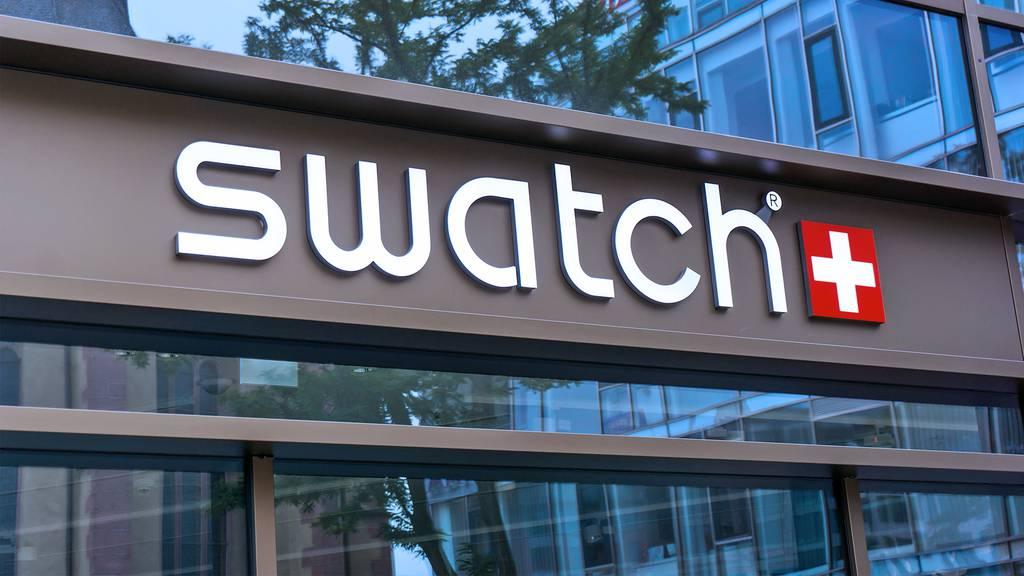 Die Swatch nimmt wieder Fahrt auf
