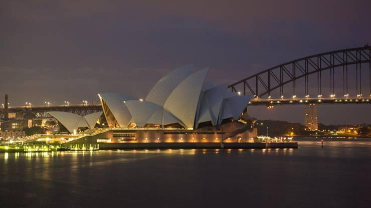 Platz 6: Sydney, Australiens grösste Stadt, ist ein idealer Urlaubsort zu jeder Jahreszeit