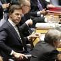 Der niederländische Premier Mark Rutte an einer Sitzung des Uno-Sicherheitsrats. (Archivbild)