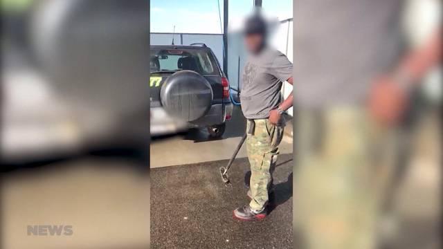 Rassismus bei Waschanlage: Berner beschimpft dunkelhäutigen Mann