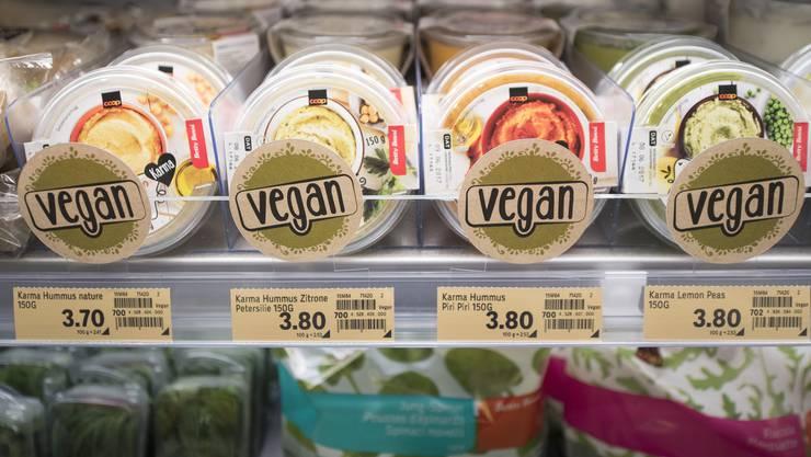 In der Vegi-Initiative ging es um die Förderung der pflanzlichen Ernährung im Kanton Basel-Stadt.