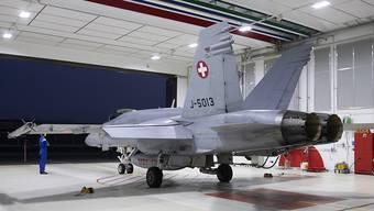 Die Schweizer Stimmbevölkerung entscheidet im September über die Kampfjet-Beschaffung
