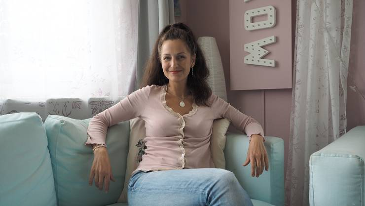Nancy Holten: «Ich muss den Gipf-Oberfrickern, die sich an mir stören, sogar dankbar sein. Denn sie haben mich bekannt gemacht – und das nütze ich jetzt.» Thomas Wehrli