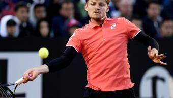 David Goffin verzichtet auf einen Start am ATP-Turnier in Genf